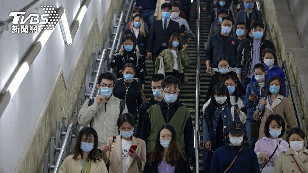 (圖/達志影像美聯社) 大陸新增11例新冠肺炎確診 皆境外移入