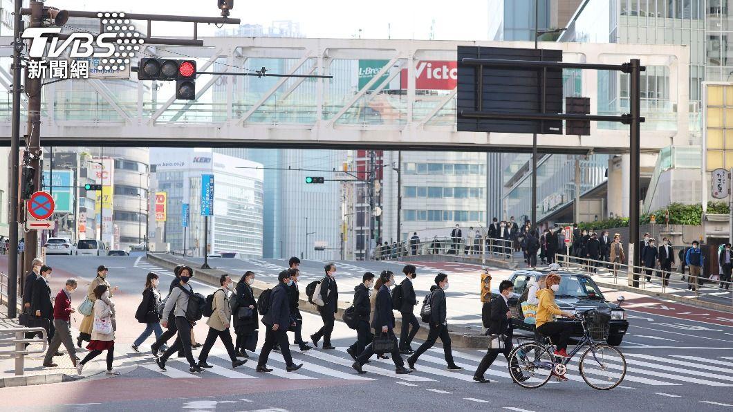 (圖/達志影像美聯社) 大阪增1231例創次高紀錄 日本全境重症逾900人