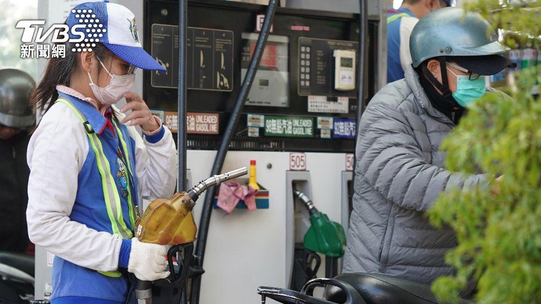 投資人看好全球需求前景,國際油價上揚。(圖/中央社) 投資人看好需求前景 國際油價上揚