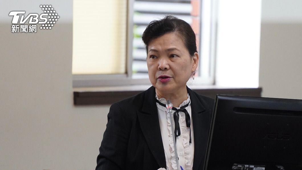 經濟部長王美花。(圖/中央社) 歐盟邀台積電設廠 王美花:先進製程以台灣為基地