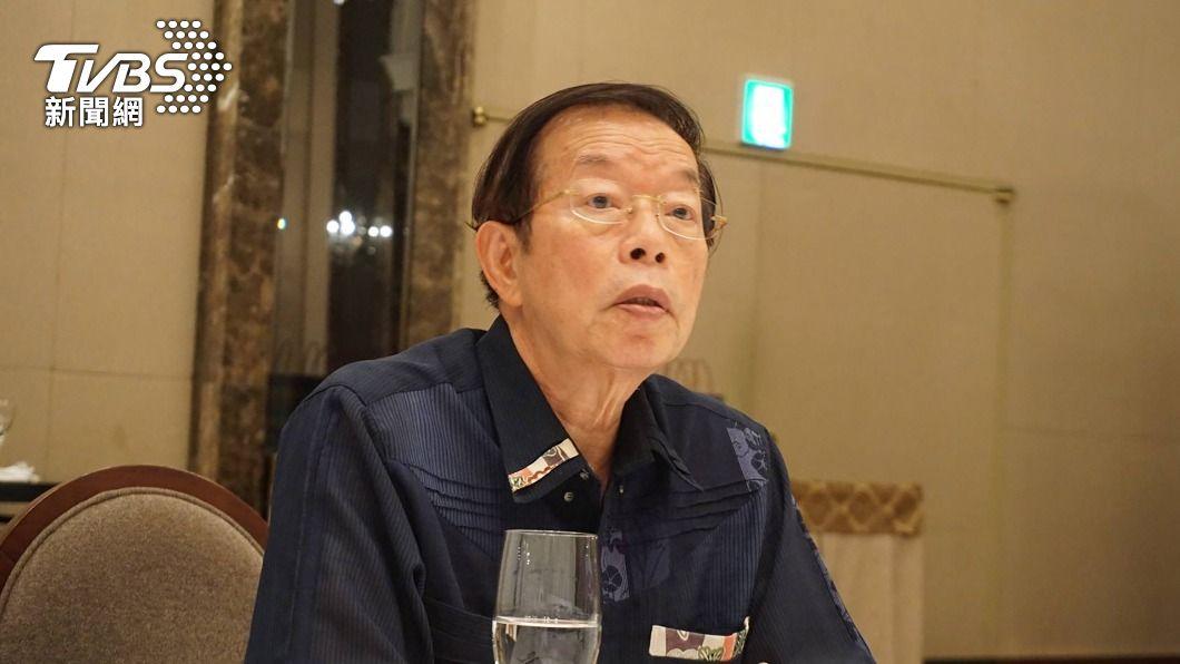 駐日代表謝長廷。(圖/中央社) 謝長廷確定不回台 外交部:不會以任何形式備詢