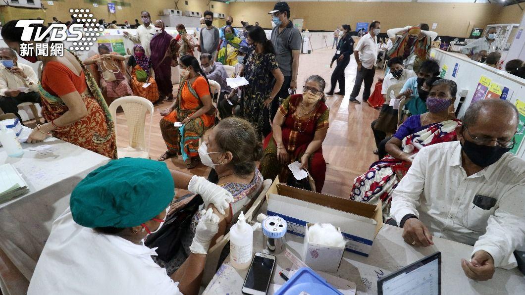 印度單日逾3千人病逝 染疫亡人數破20萬大關