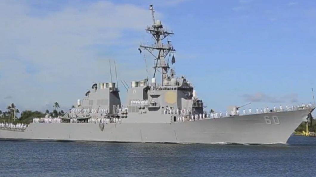 美巡邏艦入黑海 俄羅斯軍方實戰演習反制