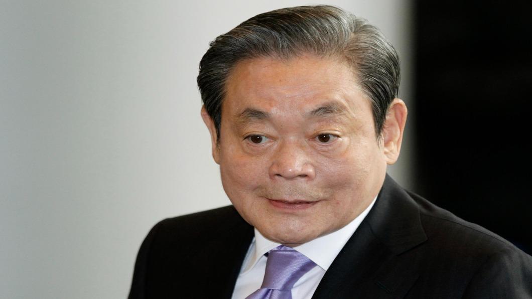 圖/達志影像路透 三星李健熙26兆韓元遺產 六成捐社會