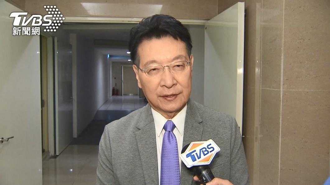 趙少康說韓國瑜是否參選機率應該還是一半一半。(圖/TVBS資料畫面) 朱立倫等對手參選 趙少康:我不能幫韓國瑜宣布