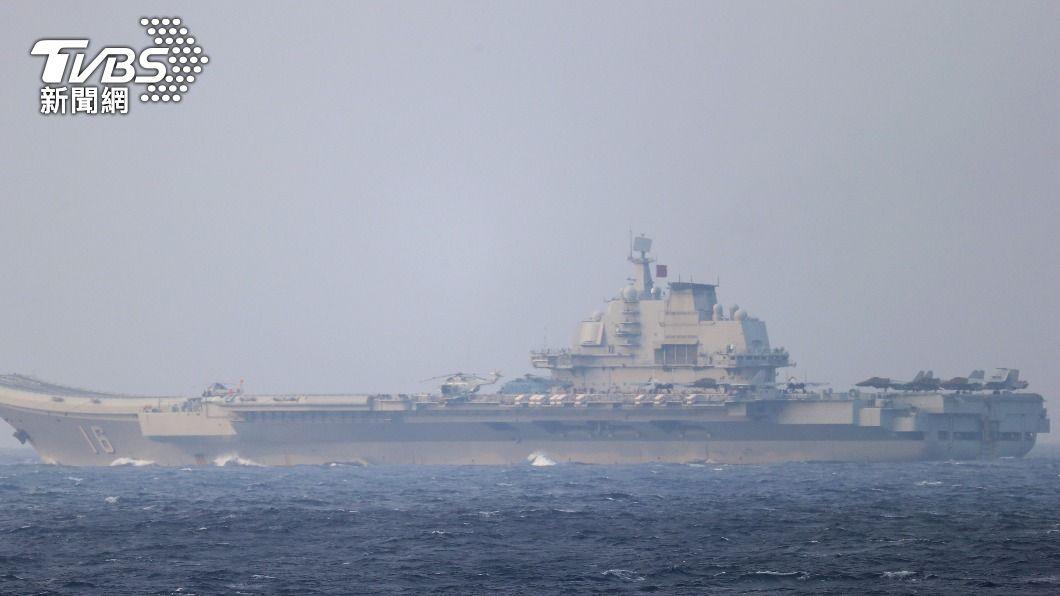 台海被《經濟學人》稱「地球上最危險地區」。(圖/達志影像路透社) 《經濟學人》稱台海「地球最危險地區」 外交部回應了