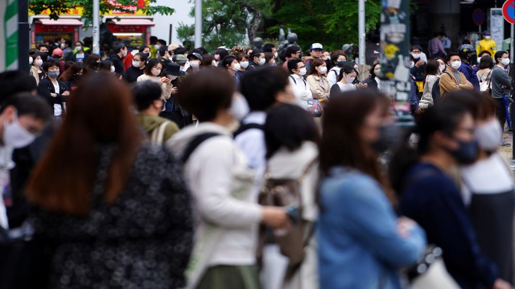 圖/達志影像美聯社 日本放黃金周!京都嵐山冷清 東京飛沖繩旅客倍增