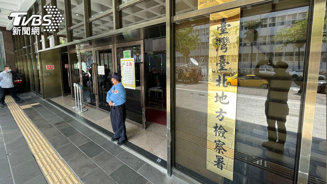 圖/TVBS資料畫面 快訊/涉包庇色情索賄!6北市警遭訴從重量刑
