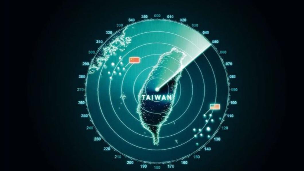 英國經濟學人專文稱台灣是地球上最危險的地方。(圖/翻攝自《經濟學人》) 觀點/台灣成地球最危險地方?他:只靠網路反擊沒有用