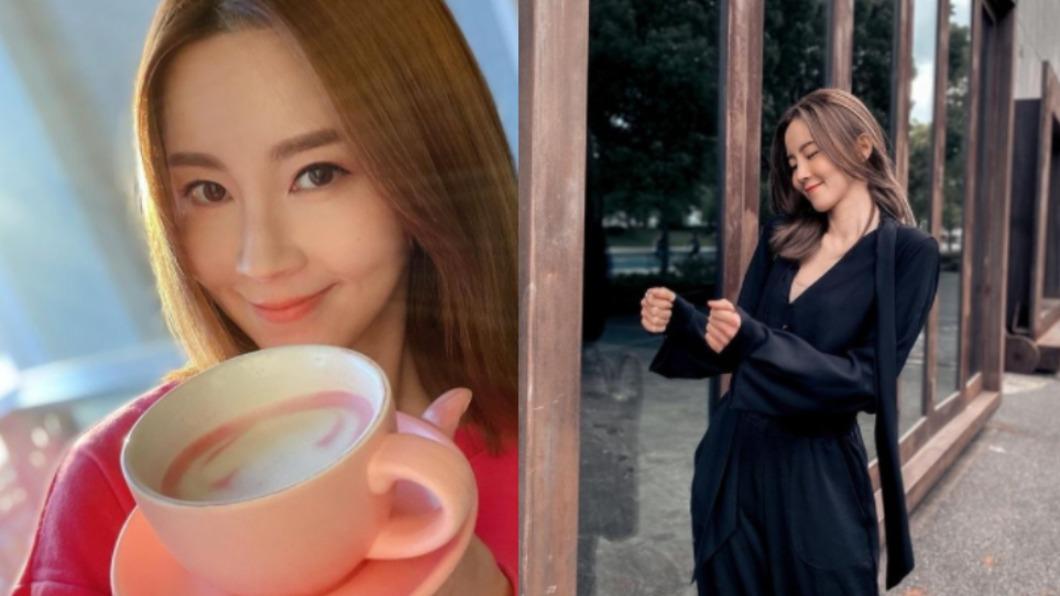 香港女星傅穎。(圖/翻攝自傅穎IG) 照吃澱粉!36歲傅穎3個月瘦出螞蟻腰 減肥法曝光