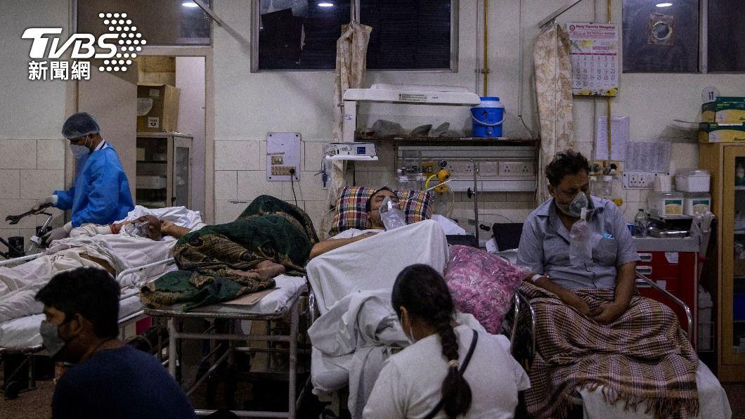 尼泊爾緊張!印度變種病毒從邊境城市進逼首都