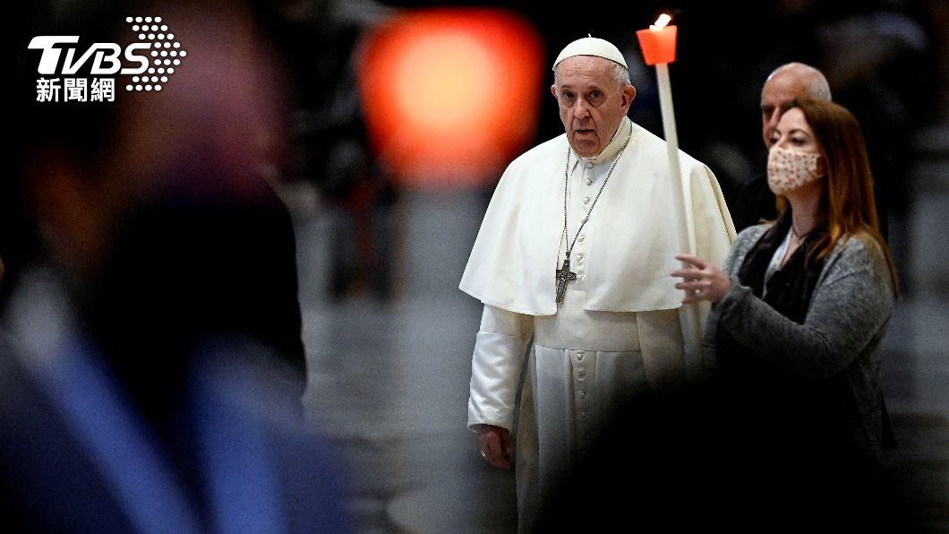 駐教廷大使館響應教宗馬拉松祈禱 盼疫情止息