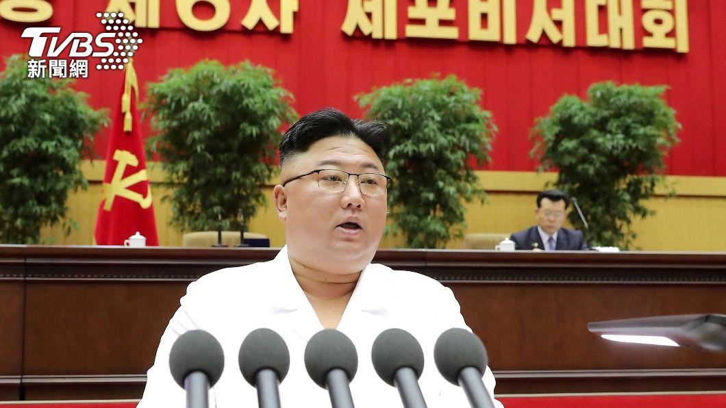 北韓領導人金正恩。(圖/達志影像路透社) 金正恩下達禁看「韓劇」 萬名學生嚇瘋自首求減刑