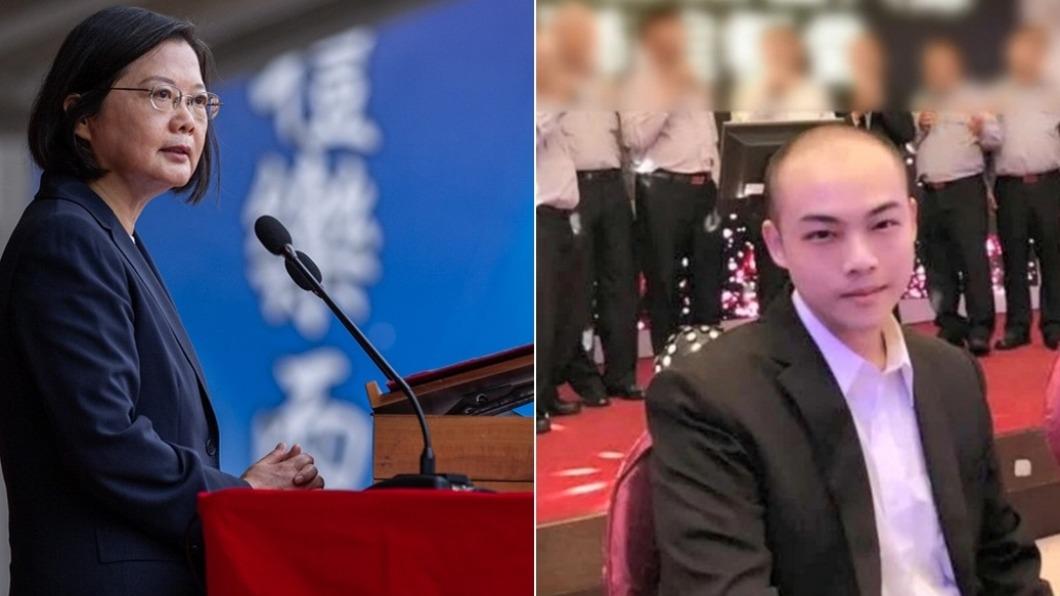 傳出蔡英文對趙介佑案震怒。(圖/翻攝自蔡英文臉書、TVBS資料畫面) 藍營砲轟「黑道治國」!民進黨急道歉認了:排黑沒做好
