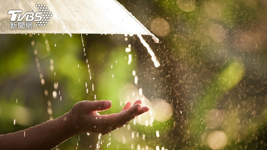 今立夏全台防雨彈!梅雨報到「對流胞」逼近中