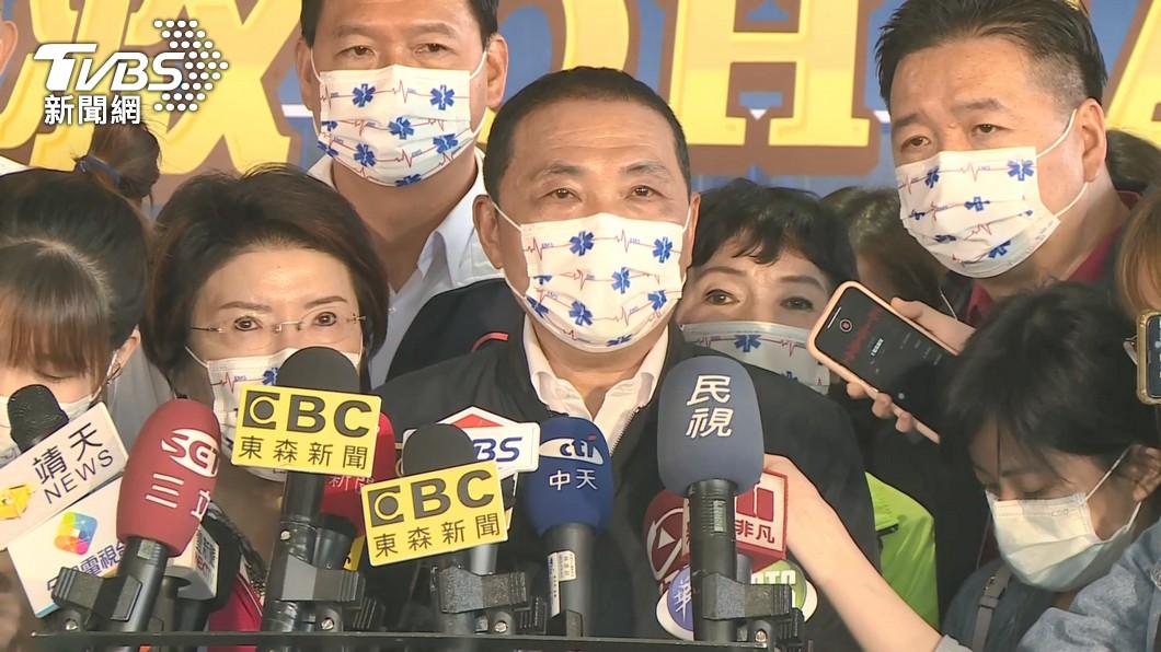 侯友宜召集內部會議 研議提升防疫措施