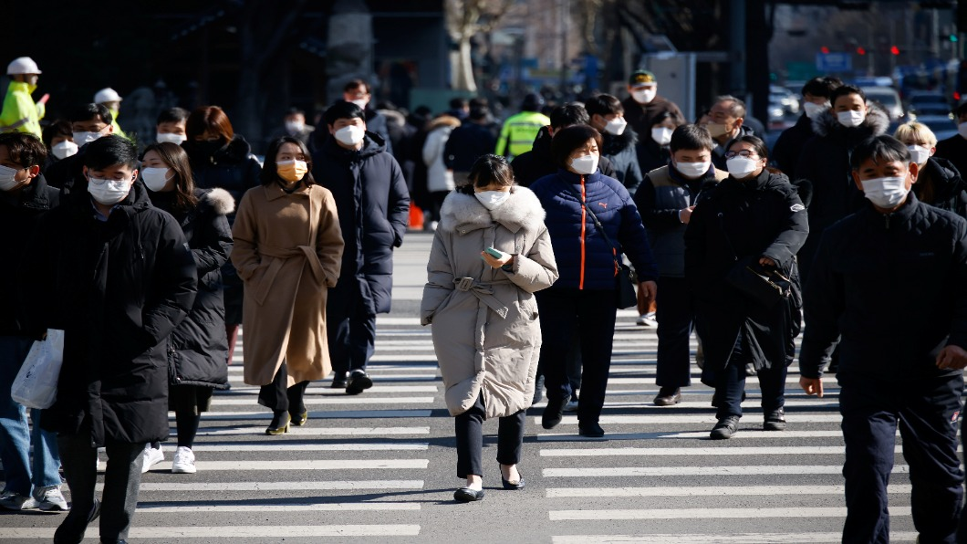 圖/達志影像路透 「寅吃卯糧」疫苗快用光!南韓稱供給無虞安民心