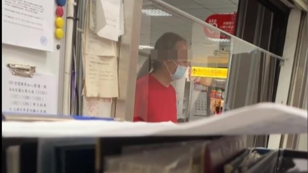 戴口罩「露鼻」遭拒載 乘客大鬧站長室
