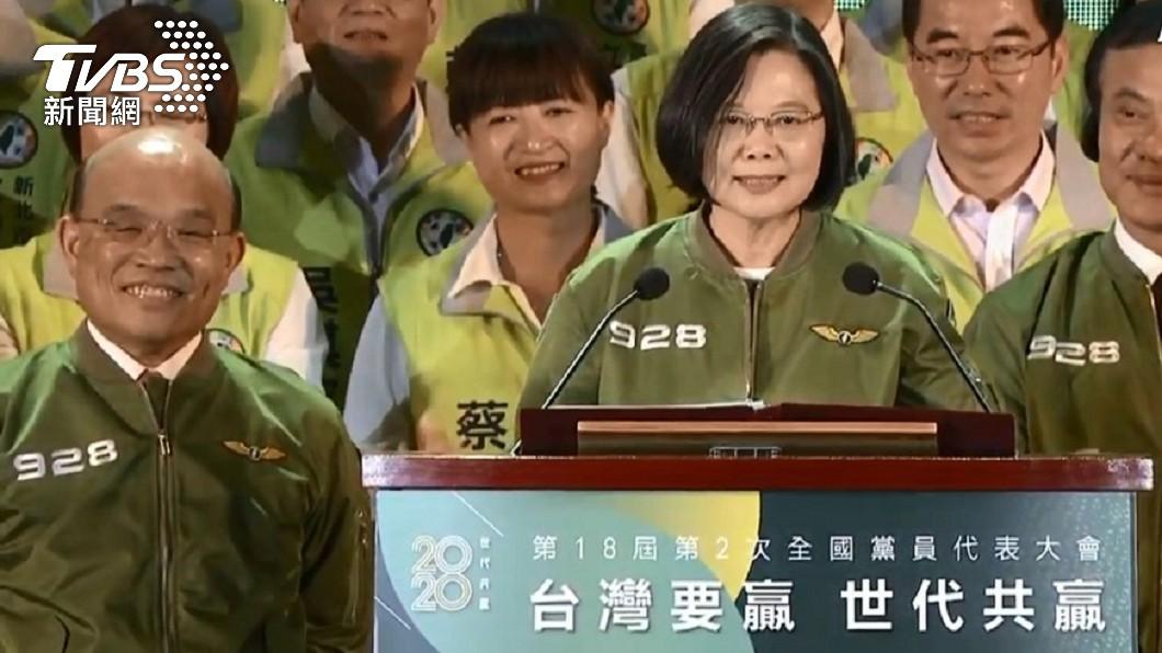 因趙介佑涉嫌販毒,民進黨執政遭外界批評「黑道治國」。(圖/TVBS資料畫面) 藍營砲轟「黑道治國」!民進黨急道歉認了:排黑沒做好