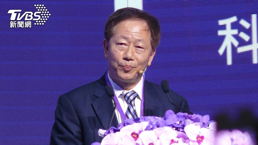 台積電董事長劉德音。(圖/中央社) 劉德音:世界都需要台灣高科技支持 不希望有戰爭