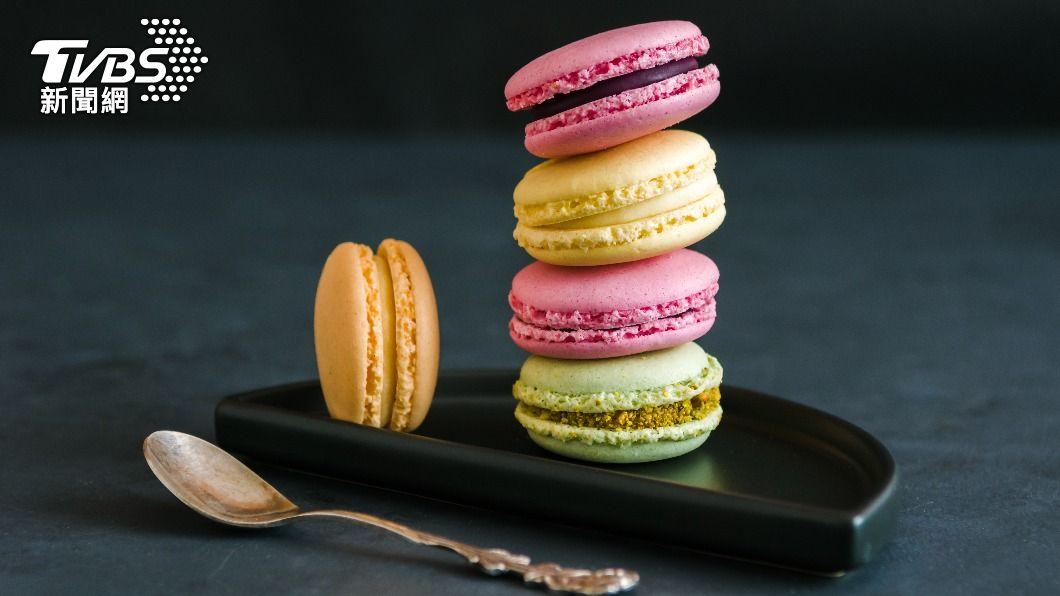 示意圖/shutterstock 達志影像 又鹹又甜和式馬卡龍 混搭美味讓人驚豔