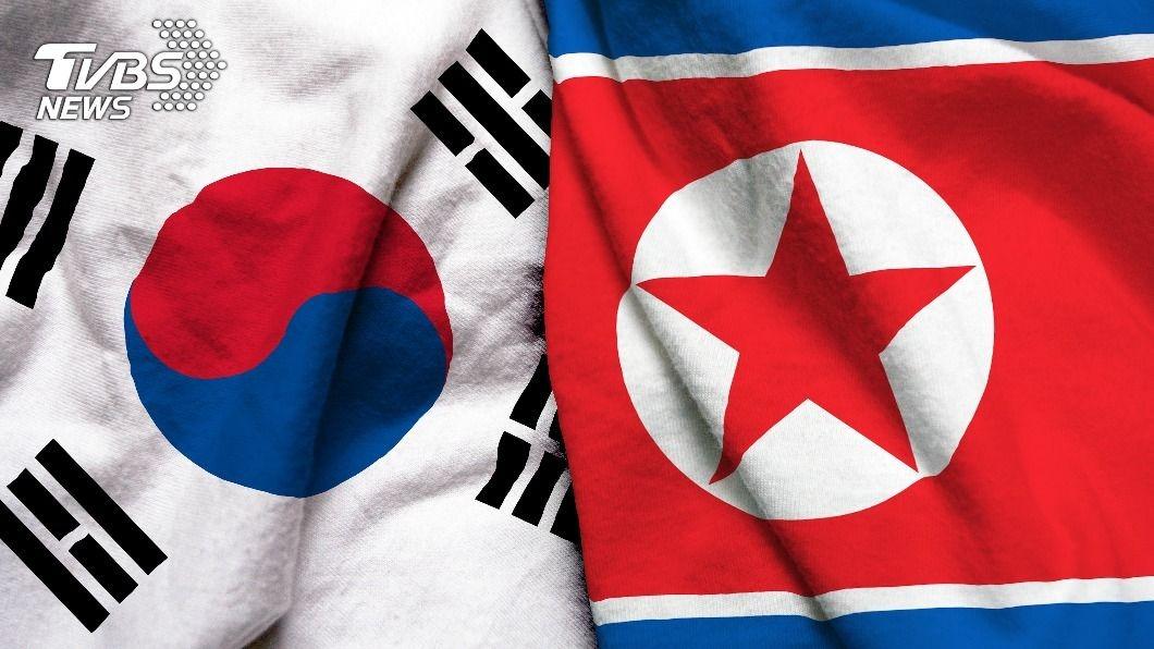 示意圖/TVBS 收起玩笑!北韓網紅今年賣力宣傳「社會主義」