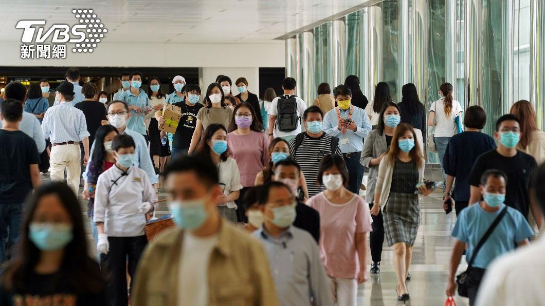 (圖/達志影像路透社) 香港4漁民偷渡東莞被攔截 涉逃避防疫