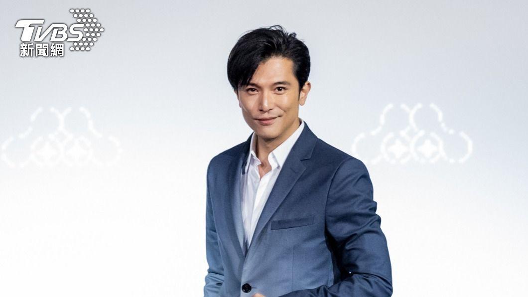 邱澤為「台北電影節」拍攝驚悚宣傳廣告。(圖/台北電影節提供) 邱澤對再奪「影帝」有信心 4刷《當男人戀愛時》被感動到