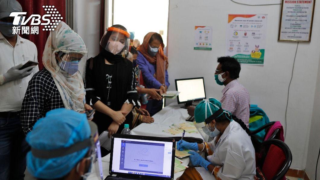 印度醫院哭號聲不斷!救人醫院快變太平間