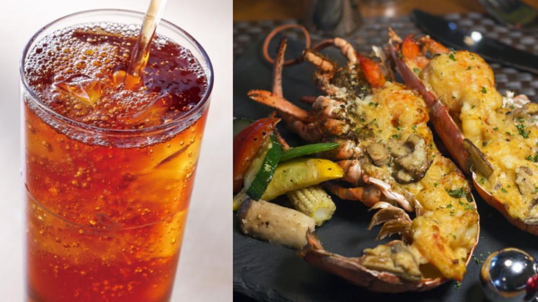 餐飲業者推出好康。(合成圖/翻攝自MOS Burger 摩斯漢堡「癮迷」俱樂部、Madison Taipei 慕軒飯店臉書) 全台美食優惠懶人包:摩斯紅茶5元、焗烤龍蝦半隻免費吃