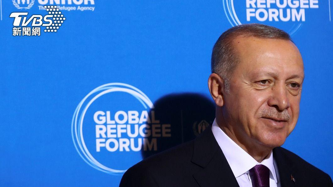 土耳其總統艾爾段。(圖/達志影像路透社) 土耳其與阿拉伯國家修好 兩國1月內2次通話