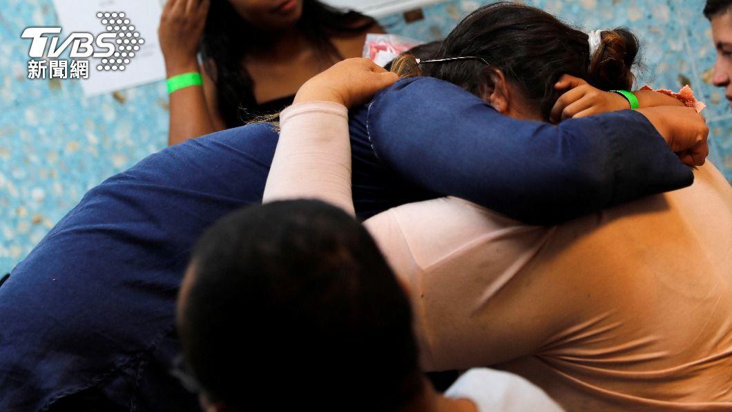 拜登成立相關團隊,協助失散難民家庭重聚。(示意圖/達志影像路透社) 美國推翻川普「零容忍」政策 移民4年後終與家人團聚