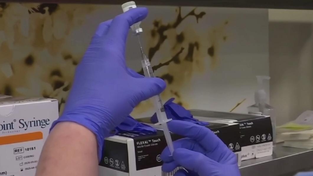 莫德納:第三劑疫苗更有效對抗變種病毒