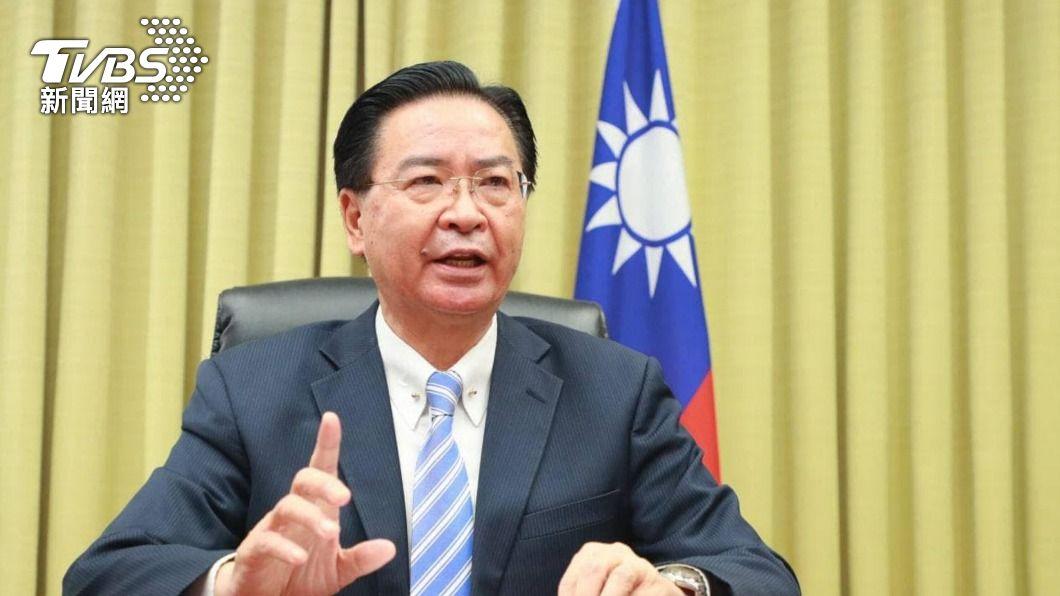 外交部長吳釗燮。(圖/中央社) 澳媒專訪 吳釗燮:中國似準備發動「最後攻擊」