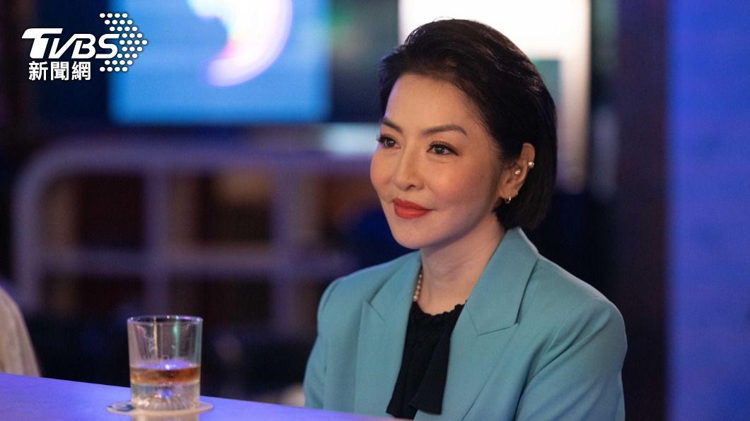 李芳雯重磅加入《女力報到-愛情公寓》。(圖/TVBS) 驚喜宣布新身份!李芳雯「骨裂舊傷復發」忍痛上工