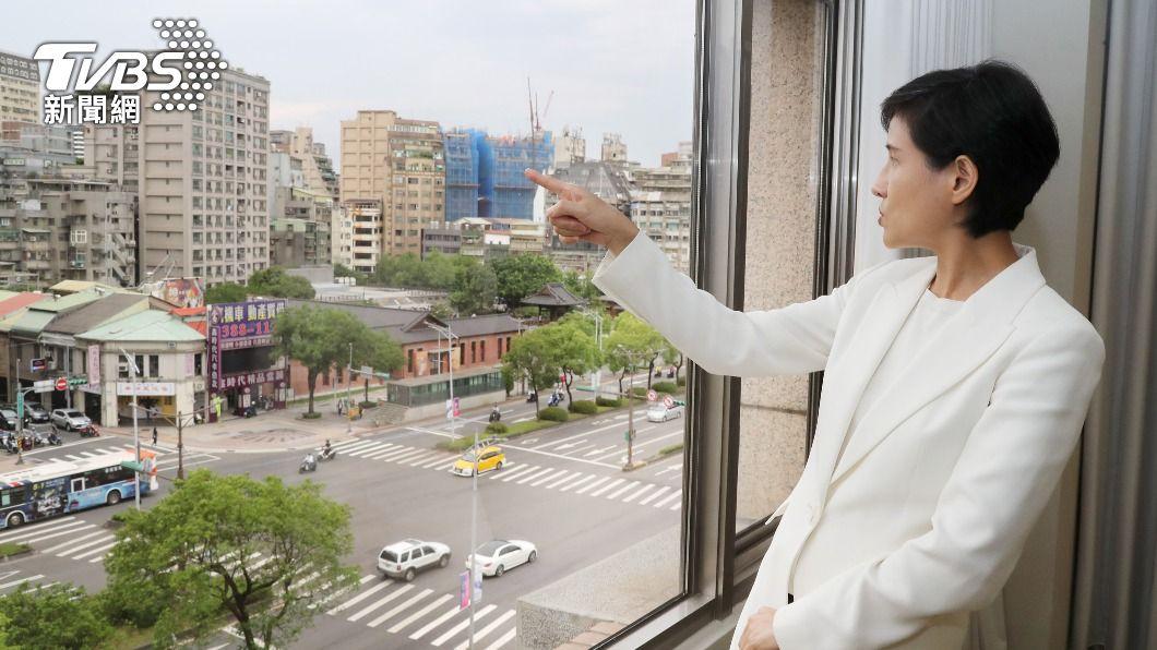 前文化部長鄭麗君。(圖/中央社) 首都之戰沒鬆口 鄭麗君下一步從城中出發