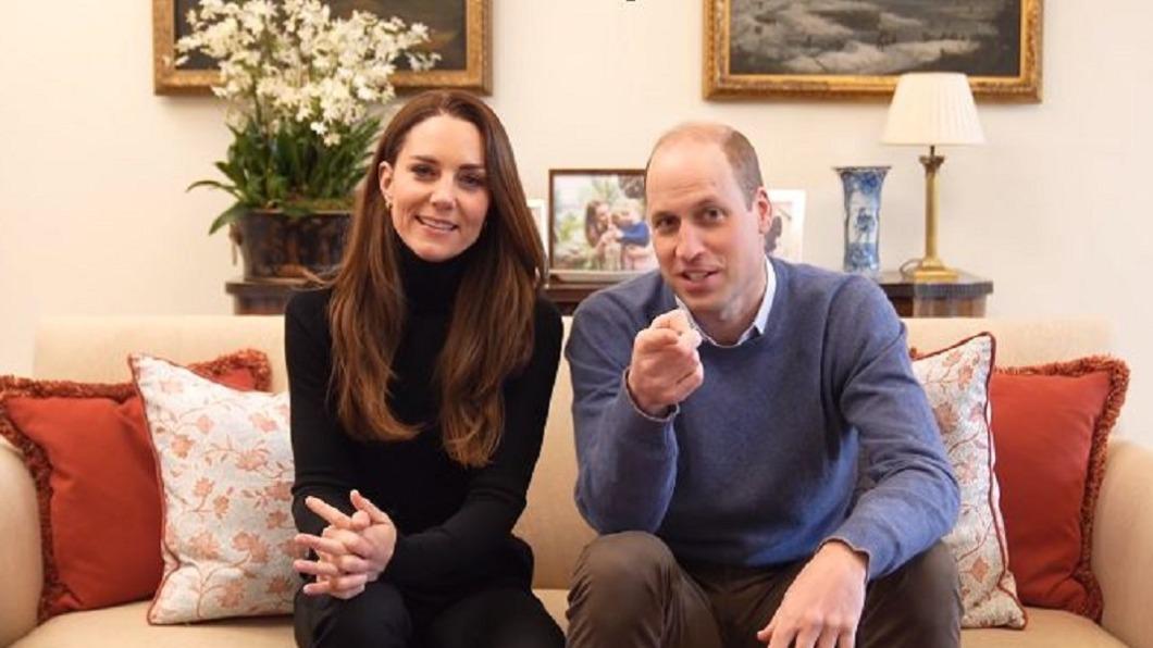 英王室兄弟形象戰開打 威廉攜凱特出擊報復