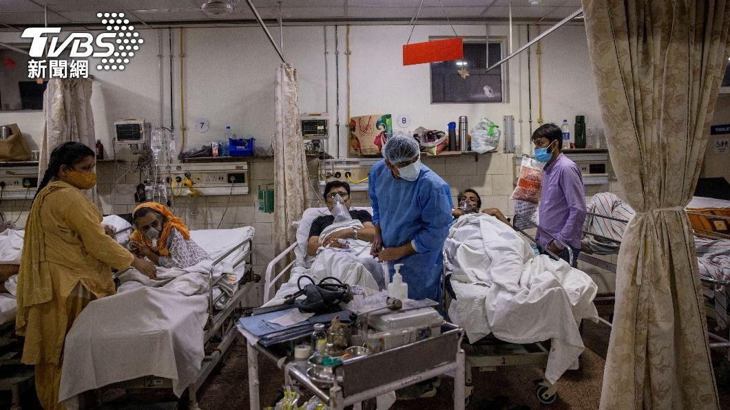 印度更大疫情海嘯快來!估六月確診達五千萬