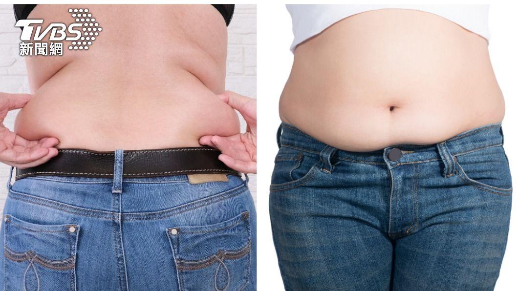 現代人工作長期久坐,腰部肥肉成為最難減重部位之一。(示意圖/shutterstock達志影像) 久坐族也能擁有小蠻腰!懶人4動作擊退側腰贅肉