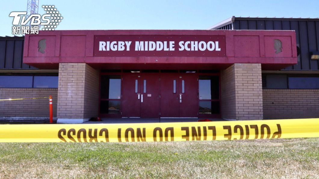 愛達荷州一所中學發生校園槍擊。(圖/達志影像美聯社) 美愛達荷州驚傳校園槍擊 6年級女學生傷3人後遭逮