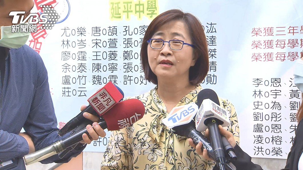 林奕華證實曾接到禾馨來電。(圖/TVBS資料畫面) 禾馨自揭「先找她幫忙遭拒」 林奕華證實:有接到電話
