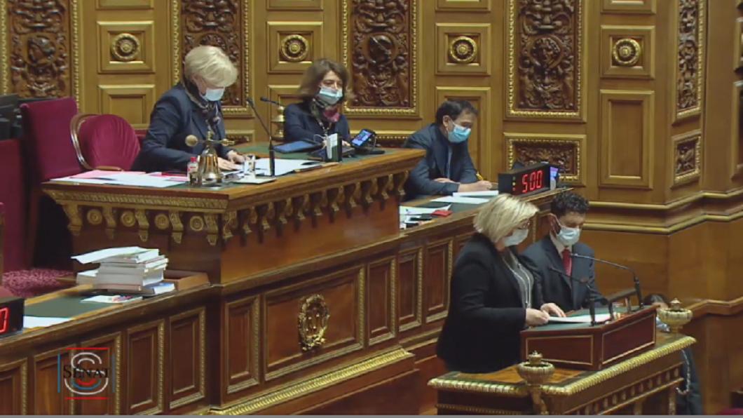 史上首次!法國參議院304:0通過挺台參與國際組織