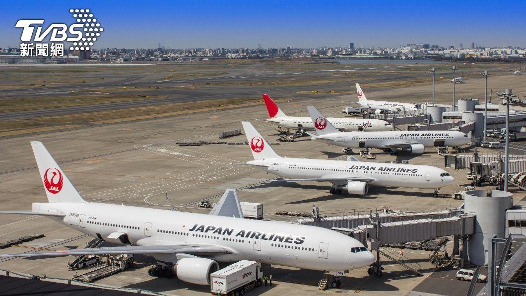 日本航空今年來已虧損733億。(示意圖/shutterstock 達志影像) 日航虧損733億元 2012年重新上市以來首見