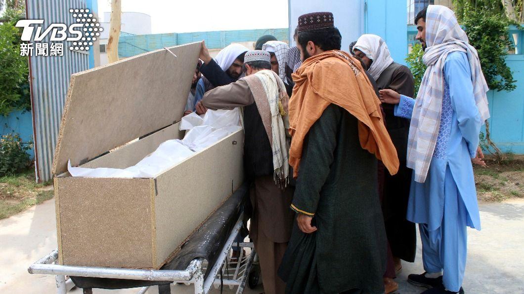 前阿富汗電視節目主持人艾哈邁迪,遭恐怖份子殺害。(圖/達志影像路透社) 美軍撤離阿富汗 記者憂心遭塔利班報復