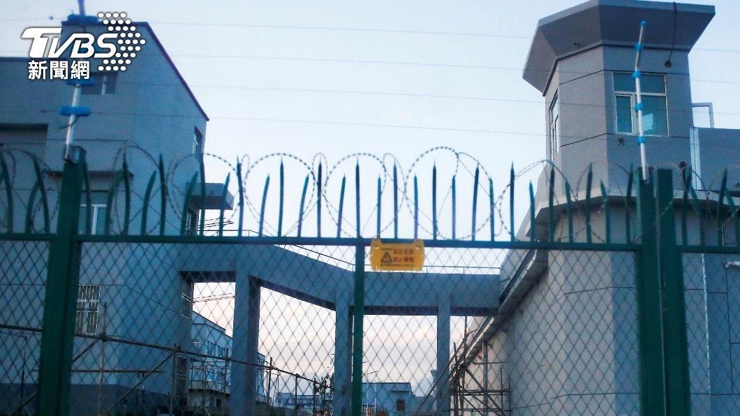 中國大陸稱新疆再教育營是為「消除極端宗教主義」。(圖/達志影像路透社) 美德英辦新疆會議 陸發外交文件警告「反中活動勿參加」
