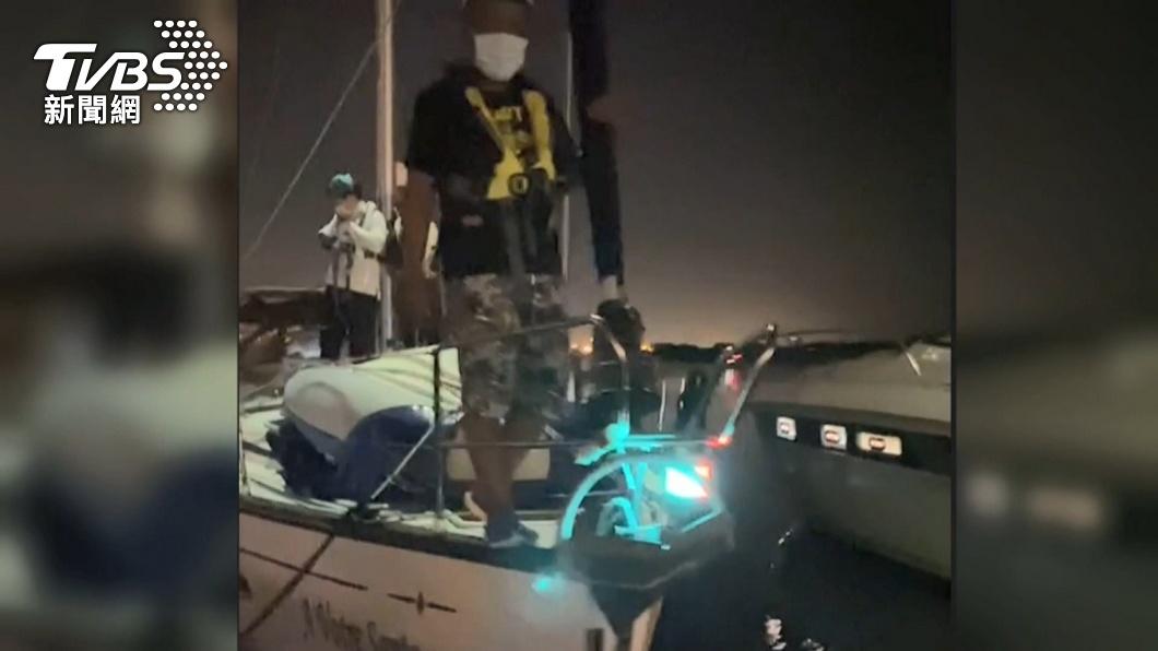 7台人搭船馬國返台 檢疫卡關13hrs終上岸