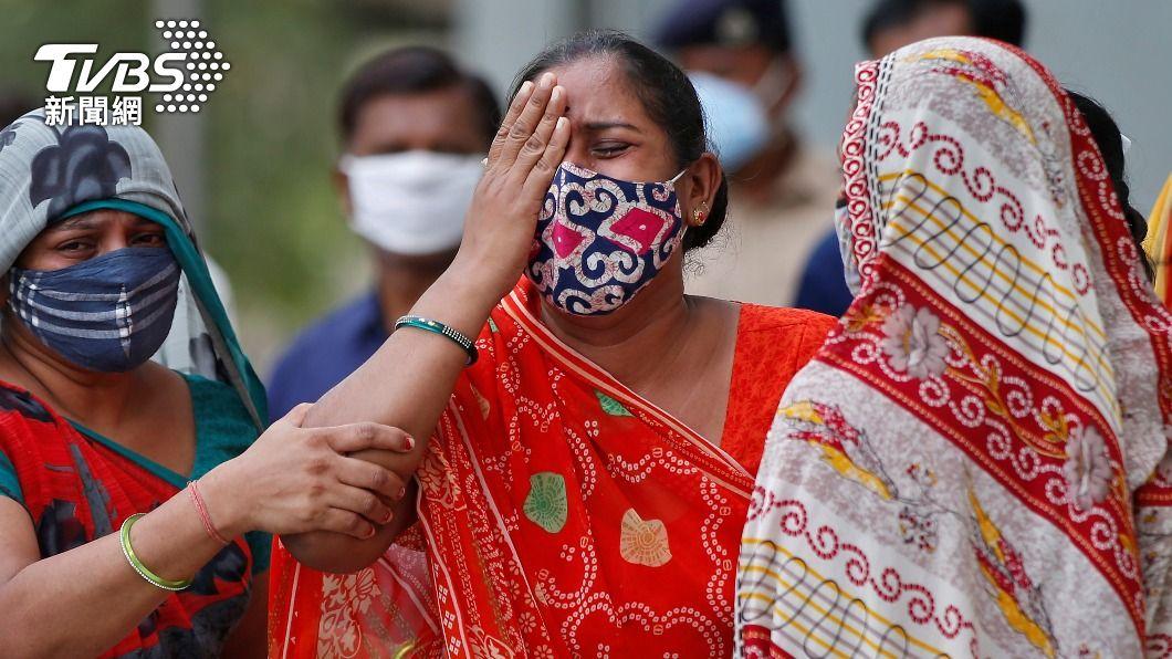 單日病歿創新高!火葬場批印度政府「少算」