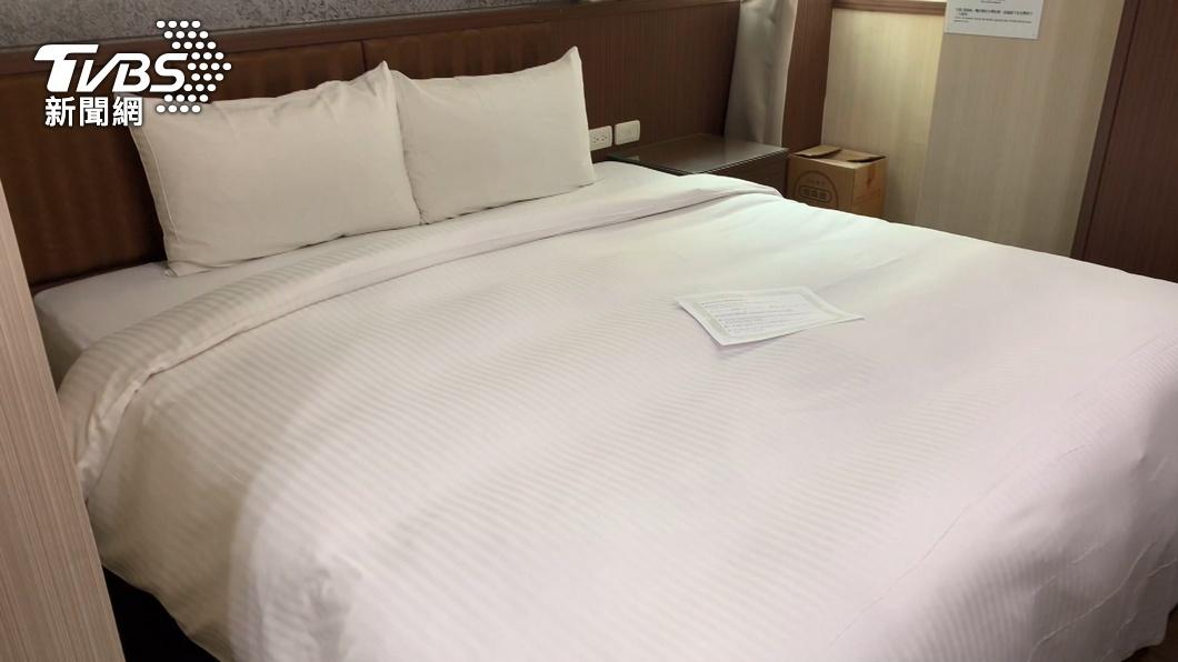 圖/TVBS 控檢疫旅館變「蚊子館」 業者:有提供捕蚊燈