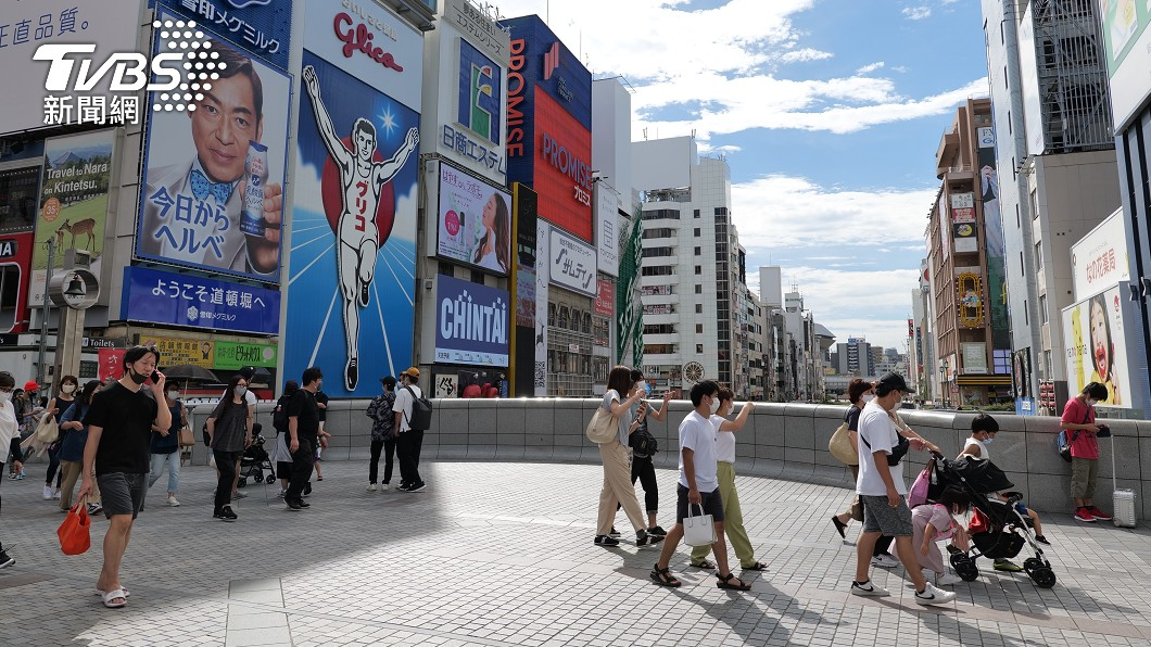 新冠肺炎疫情持續延燒。(示意圖/shutterstock達志影像) 日本關西疫情不見好轉 大阪死亡率「超過印度」