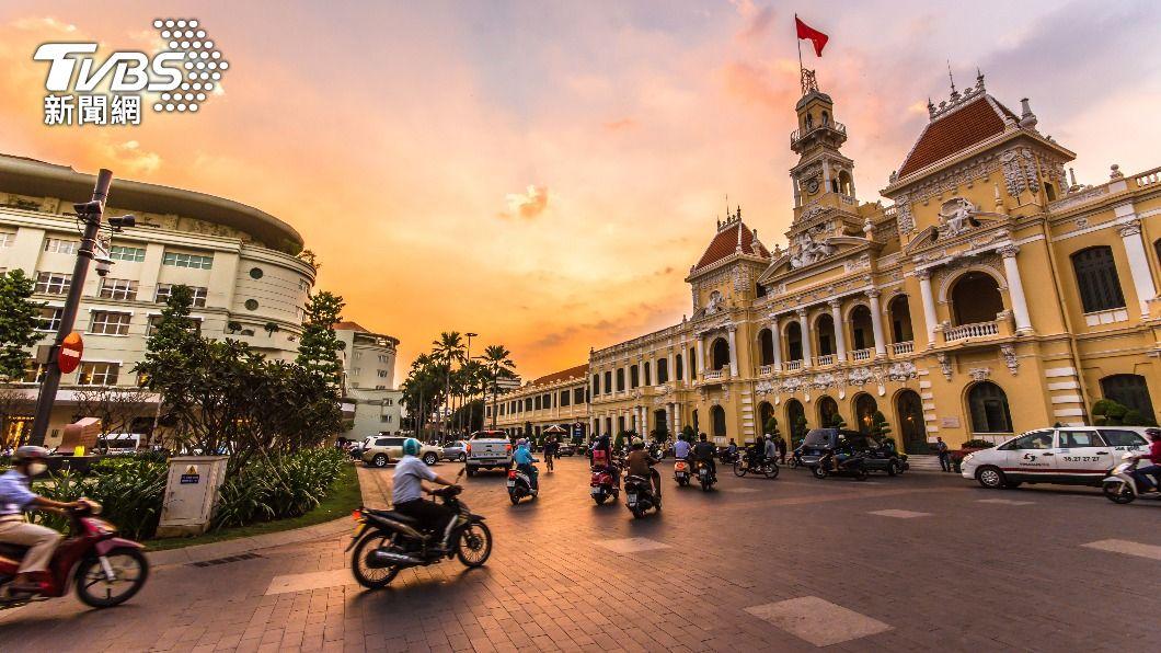 作為東協的重要新興市場,越南有發展優勢。(示意圖/shutterstock 達志影像) 前進「新南向」 台資金融業擁抱越南大商機